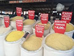 Crunch time  .  .  . (ericrstoner) Tags: cassava mandioca farofa euphorbiaceae manioc farinha farinhademandioca manihotesculenta feirada25 maniocmeal cassavameal