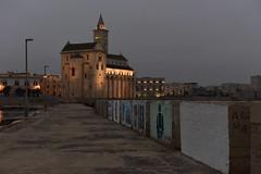 Cathedral of Trani, Puglia, Italy, January 2016 120 (tango-) Tags: italien italia porto dome duomo molo italie cattedrale trani puglie