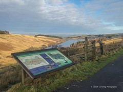Crai Reservoir 2016 01 19 #25 (Gareth Lovering Photography 5,000,061) Tags: park sky lake mountains water wales landscape cardiff olympus reservoir national brecon beacons cray lovering em1 crai