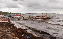 Puerto Carti - Departing to Isla Pelicano (Felipe Valduga) Tags: travel kitlens samsung pa panama sanblas cpl circularpolarizer samsunggx10 schineiderdxenon1855f3556