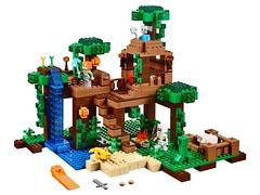 Toy Fair 2016 LEGO Minecraft 003 (IdleHandsBlog) Tags: toys lego videogames buildingtoys minecraft toyfair2016