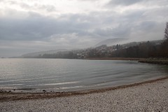 Les brumes du lac (Explored 2016-01-26) (Gisou68Fr) Tags: lake schweiz switzerland see suisse lac neuchâtel saintaubin lacdeneuchâtel canoneos650d efs18135mmf3556isstm