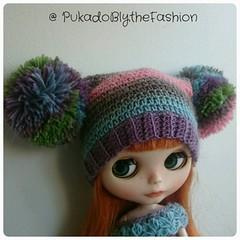 Blythe Hat Www.etsy.com/shop/PukadoBlytheFashion   #Blythe #blythehat #customblythe #Blythedoll #artdoll #blyth #blyt #etsy #OOAK #handmade #cute #kawaii #icy #jecci #Pullip #bjd #Blythefashion (pukadoblythefashion) Tags: cute handmade ooak kawaii bjd pullip blythe etsy artdoll icy blyth blythedoll customblythe blythefashion blythehat blyt jecci