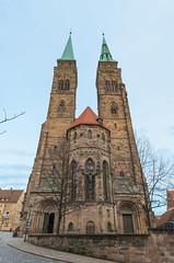 St. Sebaldus Church, Nuremberg (svendoehler) Tags: church dark nuremberg age nrnberg sankt sebald sebalduskirche