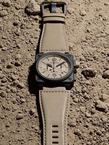 Bell & Ross BR 03 Desert Type