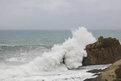 IMG_0938 (49Carmelo) Tags: mar olas rocas espuma marcantabrico losurros
