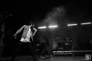 Letlive // Shot by Jennifer McCord