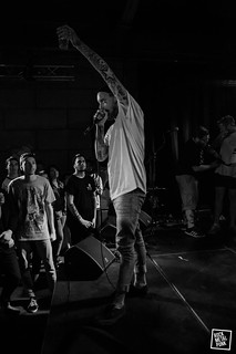 September 7th, 2014 // Heart In Hand @ Club Kamikaze, Mechelen // Shot by Kurt Biesemans