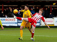 """Accrington Stanley v Bristol Rovers 300116 • <a style=""""font-size:0.8em;"""" href=""""http://www.flickr.com/photos/137502421@N05/24459524590/"""" target=""""_blank"""">View on Flickr</a>"""