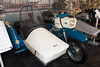 MuZ Trophy motorcycle with sidecar