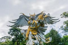 _71K4712.jpg (Pete Finlay) Tags: bali statue bedugul hindustatue balibotanicgarden