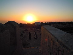 Sunset at Agadir Oufella (Boomsn) Tags: sunset mountain beautiful sunrise high view top agadir morocco   qasbah