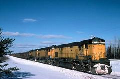 Winter Alco were always my favorites (ac1756) Tags: northwestern alco cnw 6712 c628