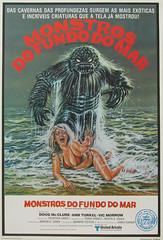 Cartazete Original - Monstros Do Fundo Do Mar (Etiene De Souza) Tags: mar do filme fundo monstros
