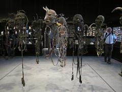 "Installation ""Wrong Way Time"", Fiona Hall - Pavillon de l'Australie, Biennale 2015 de Venise (Yvette G.) Tags: installation biennale venise venezia artcontemporain italie giardini australie fionahall wrongwaytime"
