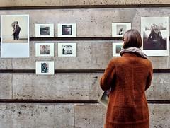 Art and Artist (Chus Menendez) Tags: paris marais