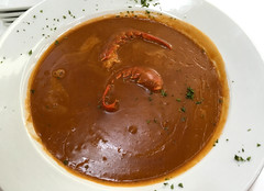 Lobster Bisque (RobW_) Tags: africa town waterfront south bisque victoria va wharf lobster cape february friday westerncape 2016 willoughbys 12feb2016