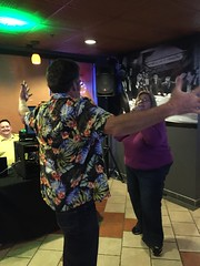 "Wednesday night karaoke at Sunset Downtown Water Street in Henderson Nevada • <a style=""font-size:0.8em;"" href=""http://www.flickr.com/photos/131449174@N04/24784868330/"" target=""_blank"">View on Flickr</a>"