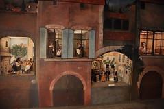 scene provence 53 (Les Crches du Monde) Tags: olives provence santons lavandiere