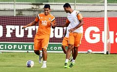 Treino 04.03.2016 (Fluminense F.C.) Tags: brincando sorrindo treinando