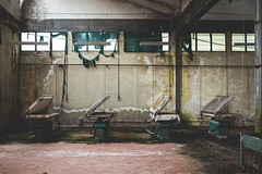 Textile Presses (GeoVdub) Tags: italy mill abandoned decay explore textile rotten exploration derelict urbex indecay
