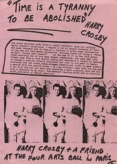 Harry Crosby (stillunusual) Tags: punk punkrock 1970s blacksun 1977 pattismith whitestuff newwave fanzine punkzine sandyrobertson punkfanzine harrycrosby