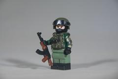 Russian (LoganLego) Tags: lego vest ak47 brickarms minifigcat citizenbrick