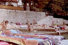 Pore, Joegoslavi (1986) (glanerbrug.info) Tags: strand 1986 istri kroati joegoslavi