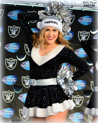2015 Oakland Raiderette Sarah @ Raiderville (billypoonphotos) Tags: santa christmas light woman black girl hat sarah lady silver oakland photo dance football team nikon pretty cheerleaders nfl nation picture dancer bud females cheerleading squad fabulous raiders raider 2015 raiderette raiderettes raidernation d5200 raiderville billypoon billypoonphotos