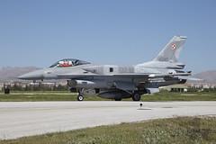 General Dynamics F-16C 4040 (Newdawn images) Tags: plane turkey airplane fighter aircraft aviation military jet aeroplane falcon viper jetfighter konya ntm generaldynamics fightingfalcon 4040 militaryjet f16c polishairforce natotigermeet canoneos6d