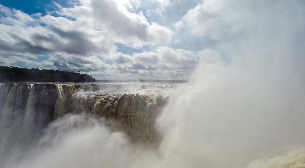 Iguassú Falls