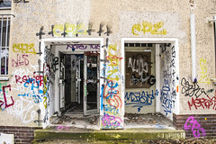 $         $ (Giorgos Domou) Tags: school point dead graffiti ruins doors detroit ruin treat vanishing hollow vanish abandond