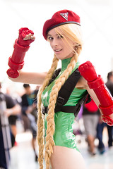 WonderCon 2016 090 (shotwhore photography) Tags: costume cosplay 70200 lacc cammy comicconvention streetfighter comicbookconvention wondercon losangelesconventioncenter canon6d isii cosplayconvention wondercon2016