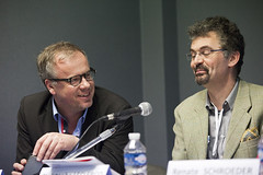 """Christophe Deloire et Christophe Leclercq - Atelier Europe • <a style=""""font-size:0.8em;"""" href=""""http://www.flickr.com/photos/139959907@N02/25553502732/"""" target=""""_blank"""">View on Flickr</a>"""