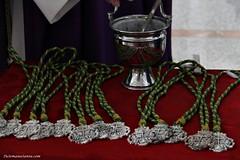 Virgen del Dulce Nombre Besamano (Pasión de Cáceres) Tags: del nombre virgen dulce besamano wwwtusemanasantacom