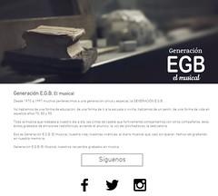 Generacin E.G.B. El Musical - generacion egb el musical (Generacin E.G.B. El Musical) Tags: musical generacion egb elmusical