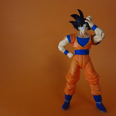Hey guys! (ry_bread84) Tags: dragonballz goku dbz