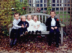 F1-30a1 (jordiknight) Tags: wedding bridesmaids pageboy smcpentaxmseries40~80lens