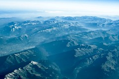 French Alps (advanslf) Tags: travel france mountains ariel plane canon eos flying 1855mm traveling frenchalps f3556 rebelxs
