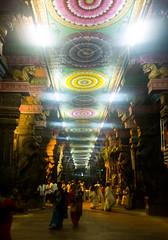 Madurai Temple Night Ceremony