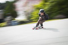 WestVanLongboarder-5 (Snappy_Snaps) Tags: speed bc westvancouver longboarding