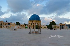 place of happiness (Jamila Hajam) Tags: place palestine jerusalem prayer mosque silence alaqsa moschee