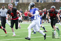"GFL Juniors Dortmund Giants vs. Düsseldorf Panthers 09.04.2016 001.jpg • <a style=""font-size:0.8em;"" href=""http://www.flickr.com/photos/64442770@N03/25727926143/"" target=""_blank"">View on Flickr</a>"