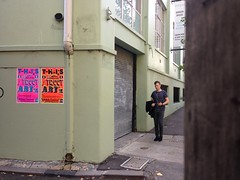 This is Street Art (poster) (Miss Mini Graff) Tags: streetart poster screenprint sydney australia posters type prints surryhills letraset 2016 screenprints urbancontext thisisstreetart