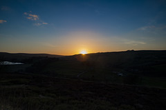 One more sunset from Penistone Hill (jackharrybill) Tags: sunset westyorkshire haworth penistonehill