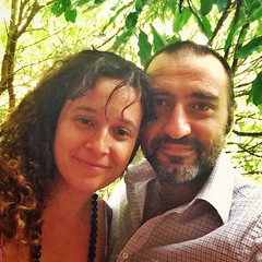 Natalia and Babak