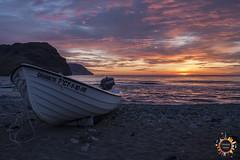 IMG_8593 (Enrique Gandia) Tags: nature sunrise landscape spain andalucia amanecer almeria cabodegata lasnegras travelblogger consejeroviajero