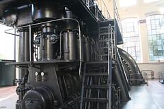 Museo Metro Madrid-Nave Motores (4) (pedro18011964) Tags: madrid metro terrestre museo historia exposicion transporte ral antiguedad