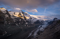 Groglockner.... (A.K_Photography Hamburg) Tags: schnee mountains nature landscape krnten alpen pasterze johannisberg nationalparkhohetauern glocknergruppe kaiserfranzjosefshhe nikond810 grosglocknerhochalpenstrase afsnikkor24mm114ged