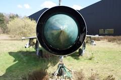 DSC_8751 (AperturePaul) Tags: netherlands museum plane nikon fighter aviation jet mig d600 soesterberg luchtvaart